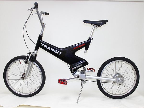 ブリヂストン トランジット カーボン T20SCX 1998
