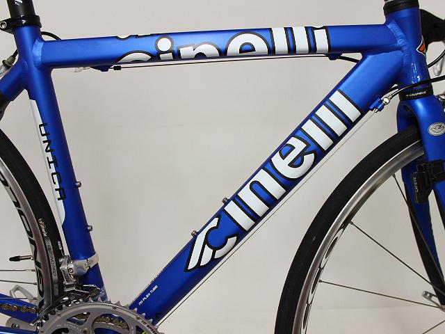 チネリ ユニカ ベローチェ 2006 ロードバイク買取