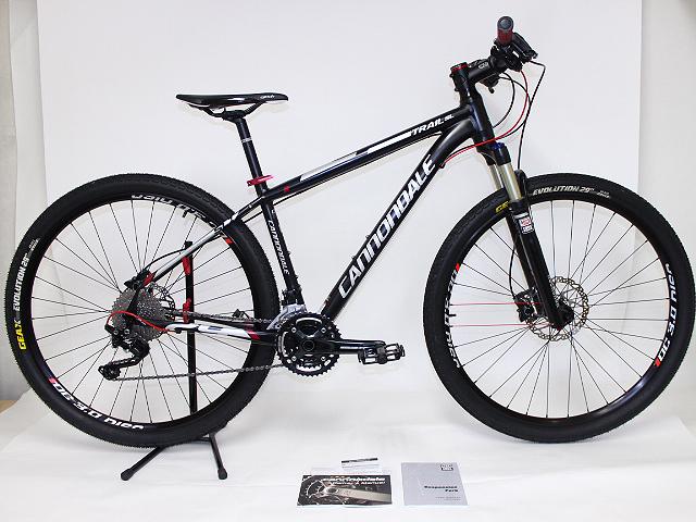キャノンデール Trail SL1 29er MTB買取