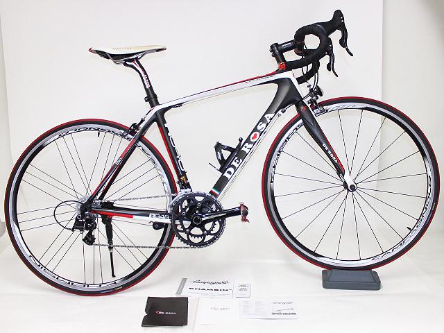 デローザ R848 2011 DeRosa ロードバイク買取